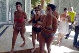 Pragaras Tunise – teroristai sušaudė kelias dešimtis turistų