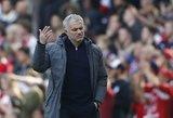 Jose Mourinho mano, kad net ir pralaimėtas finalas nesugadins sezono
