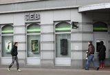 SEB žinia klientams: prie interneto banko jungsitės kitaip