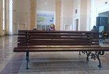 Šiurpi merginos patirtis Kauno geležinkelio stotyje: persekiotojas puolė kelis kartus