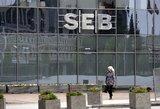 SEB: dauguma iš 194-ių įtariamų pinigų plovėjų – Estijos padalinio klientai