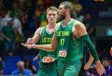 Niūri prognozė Lietuvos krepšinio rinktinei: pasaulio čempionatą baigs vos pradėjusi