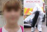 14-metę lietuvę Anglijoje nužudęs ir išprievartavęs paauglys išgirdo nuosprendį