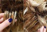 Vilnietei priaugino plaukus už 400 eurų – nuo rezultato norėjosi verkti