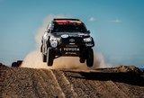 Trečioji Dakaro diena: Vanagas finišavo anksčiau už Žalą, Gelažninkas pasiekė geriausią savo metų rezultatą