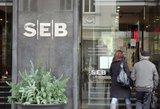 SEB bankas atsidūrė Švedijos žiniasklaidos akiratyje: įtaria pinigų plovimu Baltijos šalyse