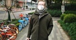 Lietuvis apie padėtį Kinijoje: žmonės netelpa ligoninėse