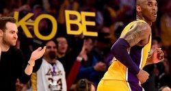 Nukeltas Los Andželo klubų derbis: Bryanto žūties sukrėsti žaidėjai nepajėgs išeiti į aikštelę