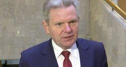Narkevičius apie santykius su prezidentu: situacijanėra jauki