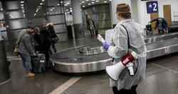 Įspėja, kaip atpažinti koronavirusą: skiepijotės nuo gripo, keliavote, bet sergate lyg gripu