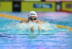 Pasirodymą Čempionų lygoje Rapšys baigė praleisdamas į priekį du kinus
