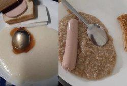 Plinta ligoninės maisto nuotraukos: žmonės klausia – kas tai?