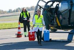 Vilniuje – kritinė padėtis: medikai prašo žmonių pagalbos