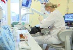 VMI tikrins odontologus: jie kažkodėl uždirba mažiau nei kasininkai ir valytojai