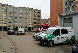 Vilniuje iš daugiabučio iškritusi žuvo apygardos teismo teisėja Gasiulytė