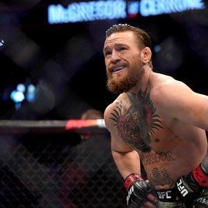 Į kaltinimus surežisuota kova atsakęs McGregoras: atvežkit Chabibą į Airiją