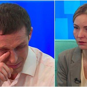 Išdavystę patyrusio vyro ašaros: nebetiki, kad žmona pasikeis