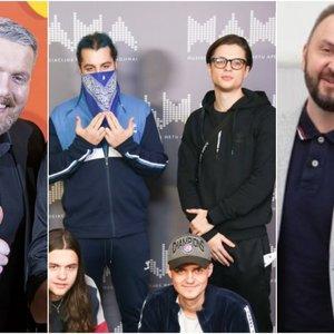 Stano ir Zvonkaus akiratyje – Meschino mylimieji: skyrė jiems dainą