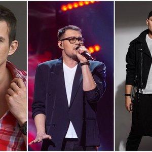 """""""Eurovizijos"""" atrankų scenoje Soliaris pasirodė pasikeitęs: tai –ne tik įvaizdžio detalė"""