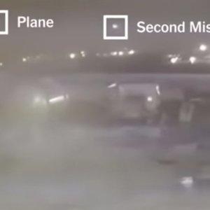 Ukrainos lėktuve 176 žmones pražudė dvi raketos: išplatintas naujas vaizdo įrašas