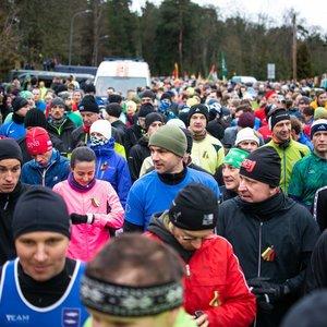 Sostinės bėgime laisvės gynėjams pagerbti – beveik 9 tūkst. dalyvių