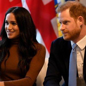 Pagaliau pabėgo: Harry išvyko pas žmoną į Kanadą