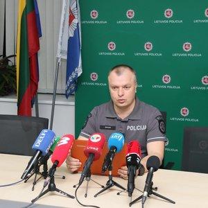 Policija apie ieškomos mergaitės bylą: įvykis buvo, pagrobimo – ne