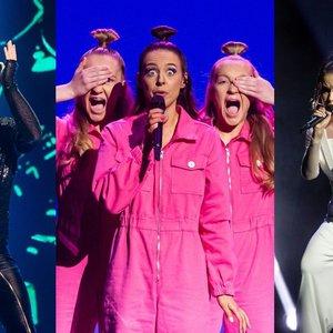 """Prasidėjo trečiasis """"Eurovizijos"""" atrankos filmavimas: sceną užkariauja žinomi veidai"""
