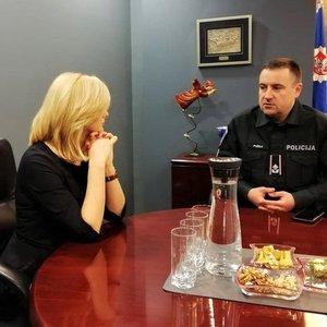 Lietuvoje tęsiamos mergaitės paieškos – Vidaus reikalų ministrė kreipėsi į žmones