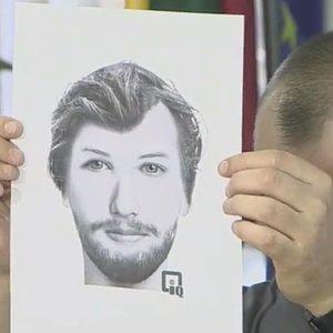 Policija paviešino vyro fotorobotą: jis gali turėti reikšmingos informacijos ieškant mergaitės