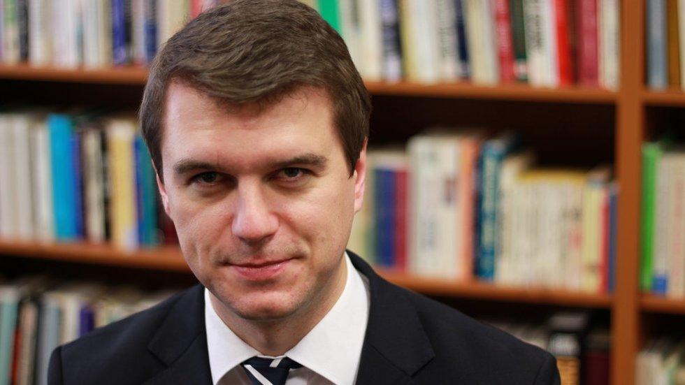 Lietuvos laisvosios rinkos instituto prezidentas Žilvinas Šilėnas (nuotr. asm. archyvo)