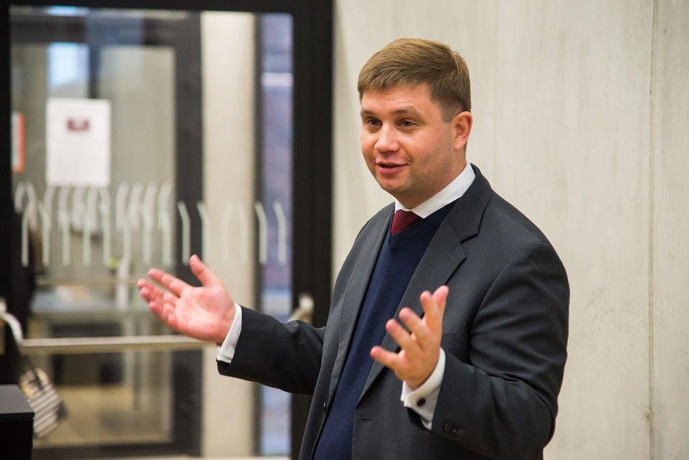 Paulius Astromskis (nuotr. Organizatorių)