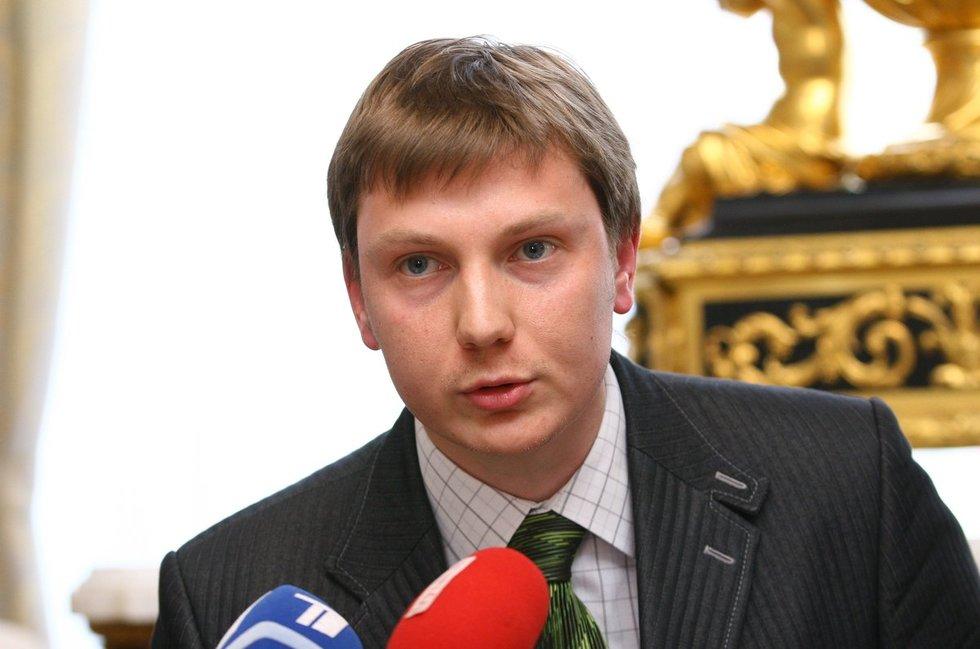 Laurynas Jonavičius (nuotr. Tomas Urbelionis/Fotobankas)