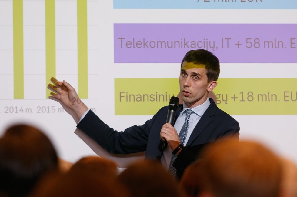 Tadas Povilauskas (nuotr. Tv3.lt/Ruslano Kondratjevo)