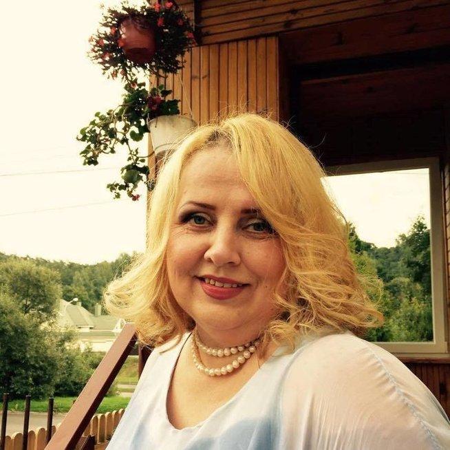 Svetlana nori savo rankdarbiais džiuginti kitus.