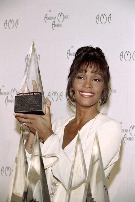 Whitney Houston (nuotr. SCANPIX)