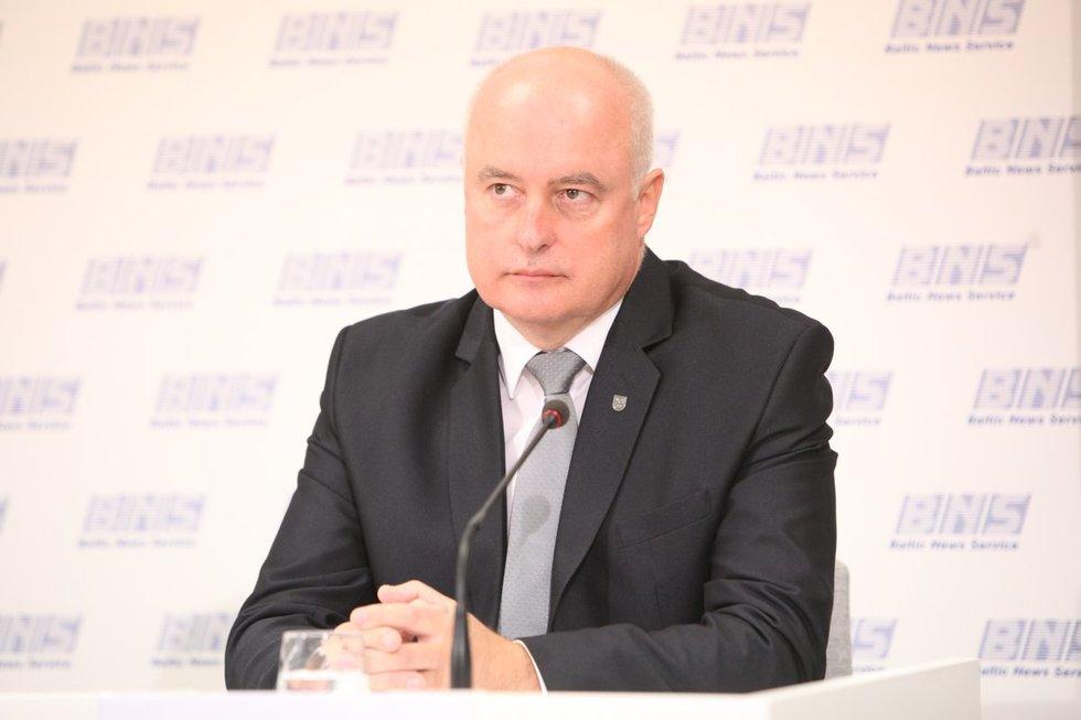 Fizinės medicinos ir reabilitacijos gydytojas prof. Raimondas Savickas