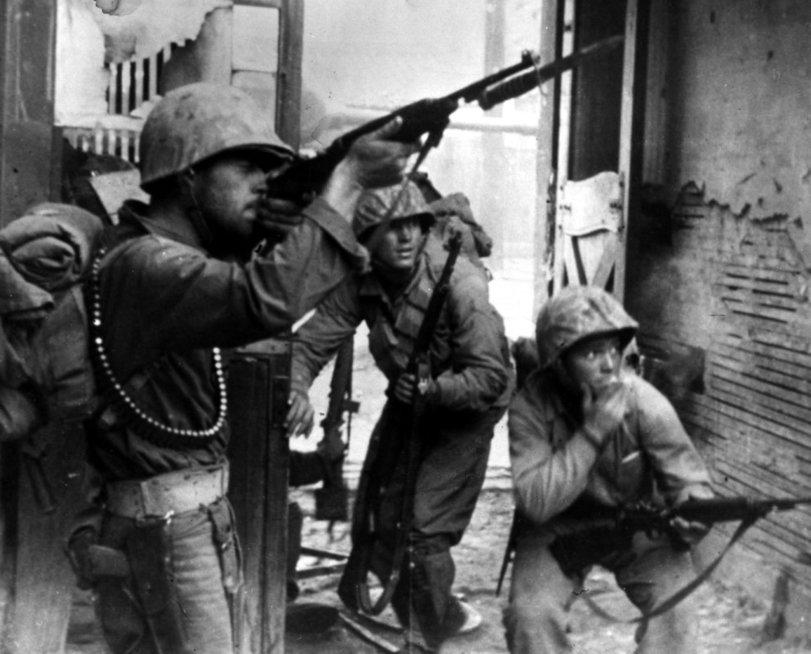 Korėjos karas (nuotr. Vida Press)