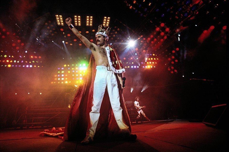 Freddie Mercury gyvenimo akimirkos
