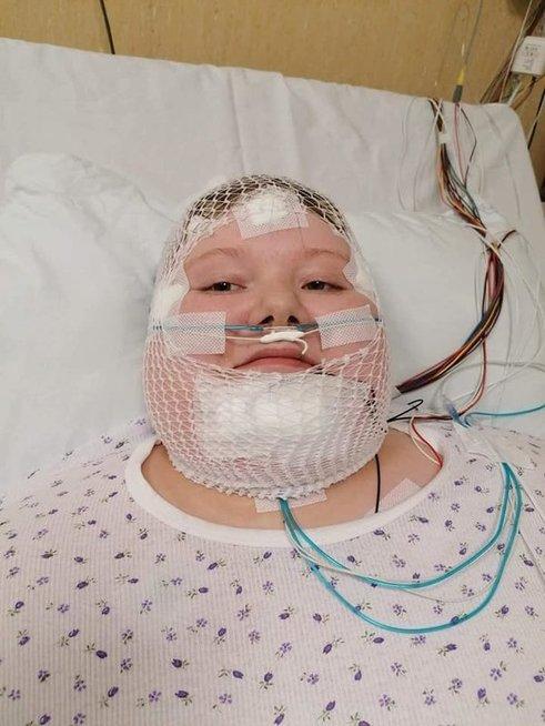 Kaišiadoriškė Paulina – savo ligų įkaitė