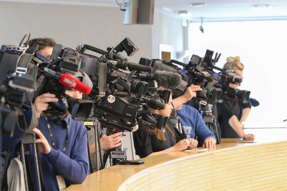 Žiniasklaida (nuotr. Fotodiena.lt)