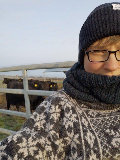Ūkininkė Rasa Rasimaitė