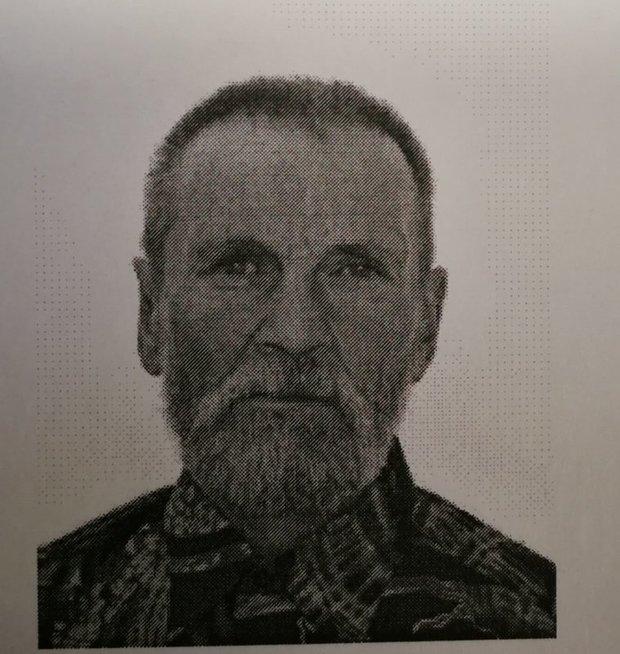Ieškoma dingusio Romualdo Vaškūno