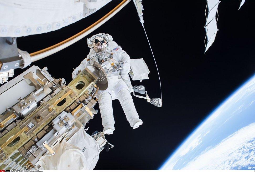 Kosmoso poveikis žmogaus organizmui: kai kurie pokyčiai neišnyks niekada (nuotr. SCANPIX)