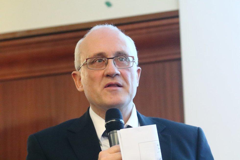 Stasys Jakeliūnas (nuotr. Tv3.lt/Ruslano Kondratjevo)