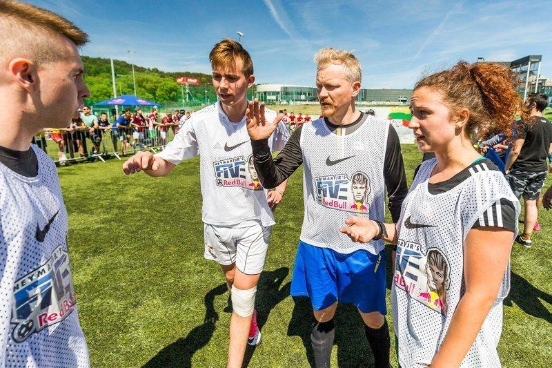 Juozas Liesis tapo merginų futbolo treneriu