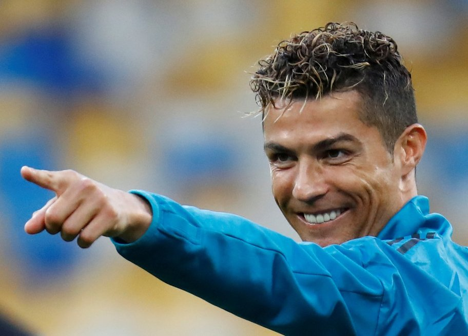 Cristiano Ronaldo (nuotr. SCANPIX)