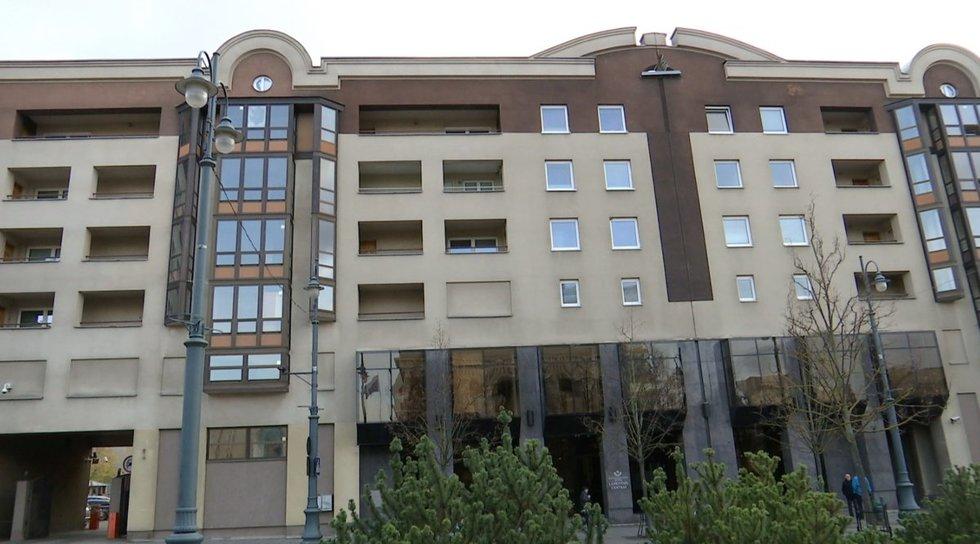 LR Seimo viešbutis