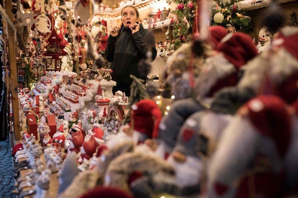 Miuncheno kalėdinė mugė