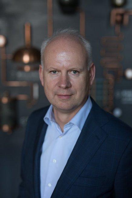 """""""Carlsberg"""" įmonių Baltijos šalyse vadovas Rolandas Viršilas (nuotr. bendrovės)"""